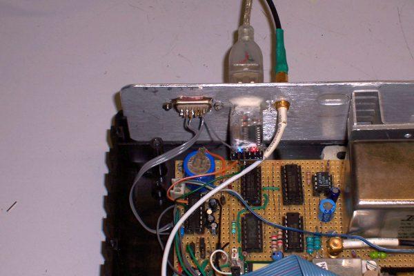 CH340 USB-Serial interface