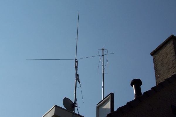 QHAntenna for 137 MHz