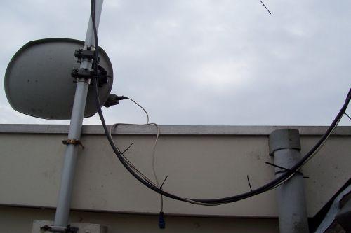 Horizontal mounted disk
