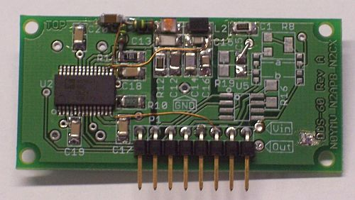 DDS60 modification (hardware)
