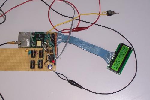 10 MHz GPS Frequency Standard – PAøRWE
