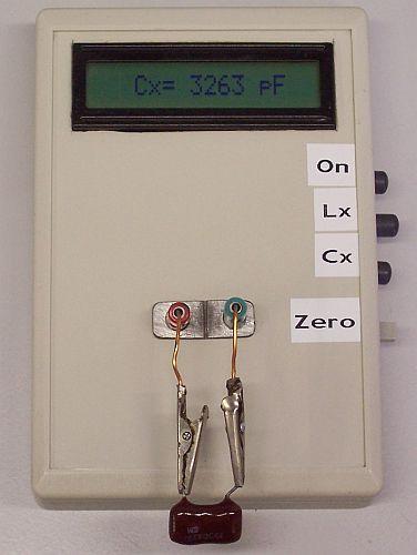 AADE L/C meter