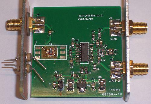 Logarithmic Detector