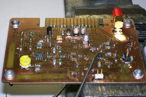 The I/Q LT5517 module