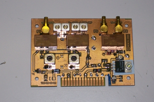 VHF / UHF module