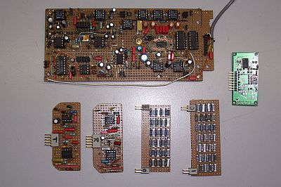 Modules and main circuit board