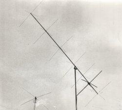 137 MHz 7 elements cross-yagi