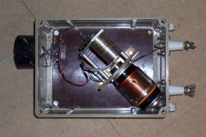 Vacuum Capacitor with motor control