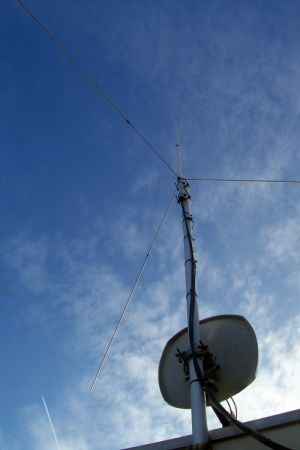 My antenna's