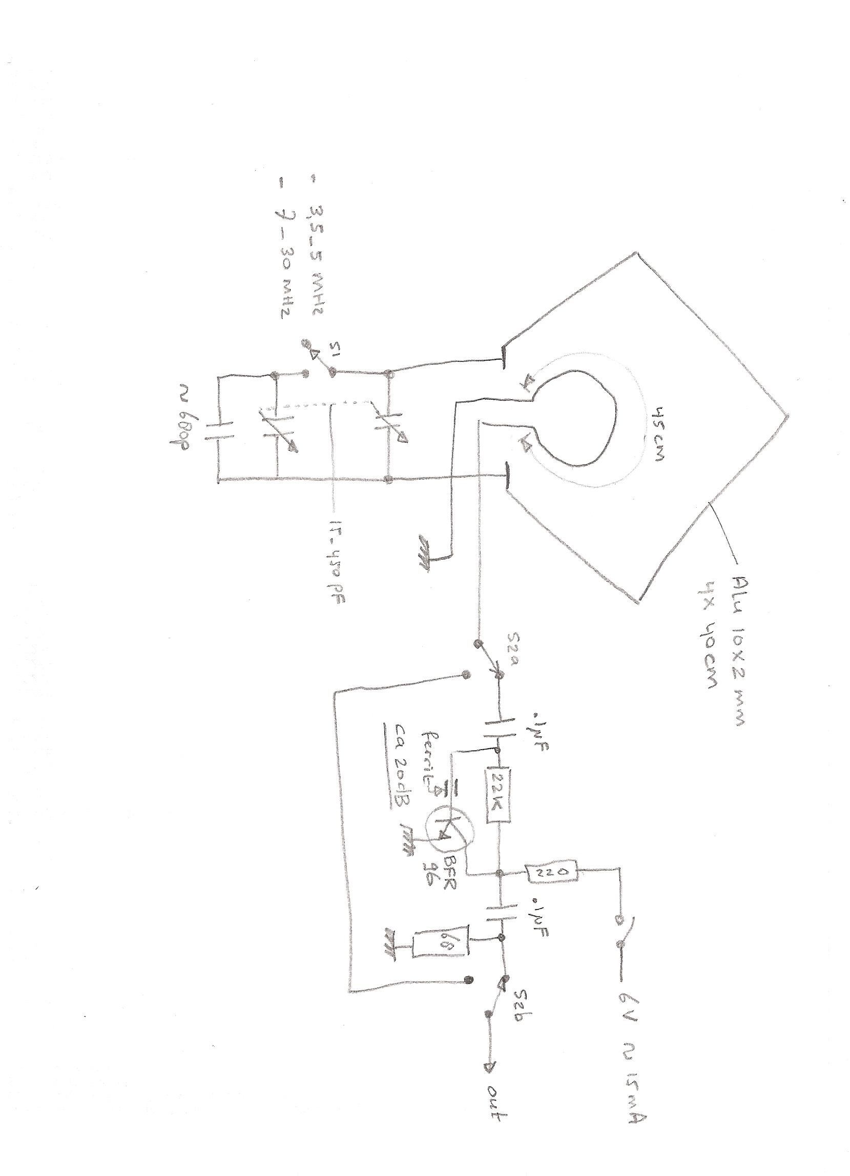 magnetic loop antenna  u2013 pa u00f8rwe