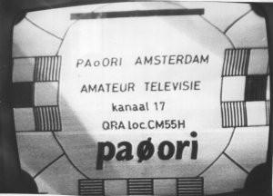 70cm ATV from Amsterdam