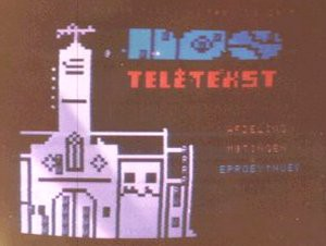 Teletekst test transmission