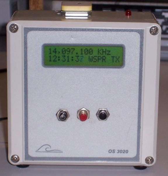 WSPR Multiband transmitter