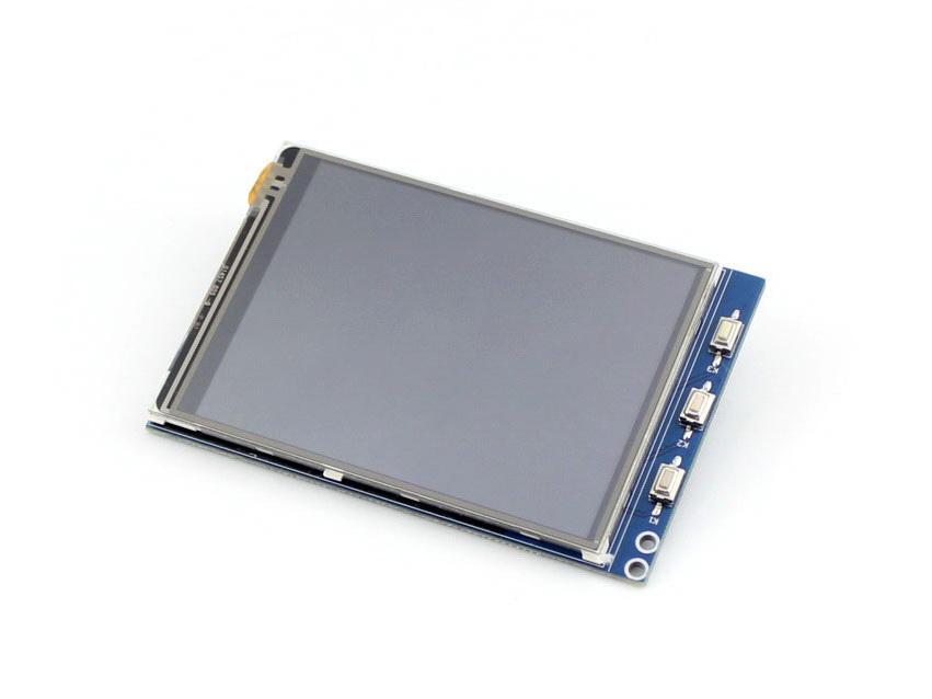 "Waveshare 3.2"" RPi LCD V4"