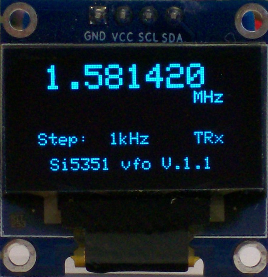 Tx on CLK0 (MHz)